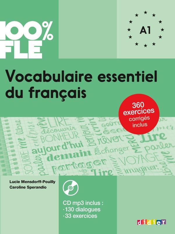 Vocabulaire Essentiel Du Francais Niv A1 Livre Cd